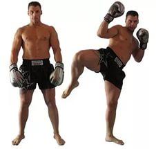 Одежда в тайском боксе