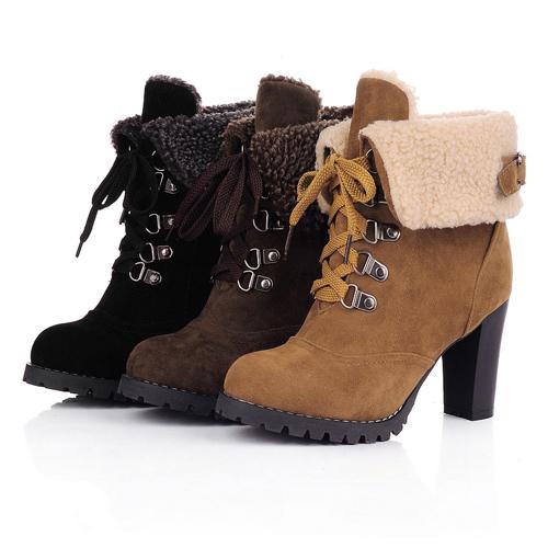 Купить lucky shoes Ботинки, ботильоны, полусапожки женские Украина ... 416767064b7