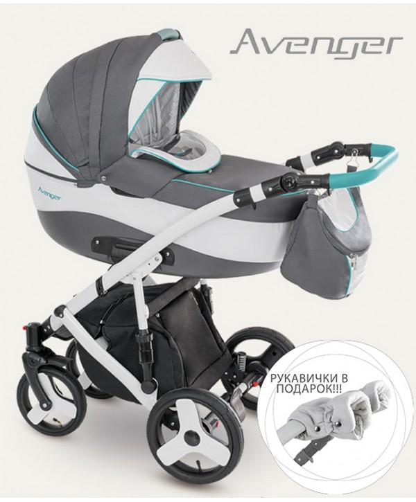 Цена Универсальная коляска Camarelo Avenger