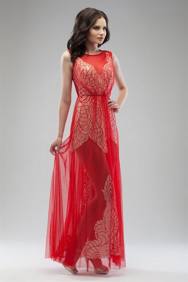 Вечернее платье от Rica Mare
