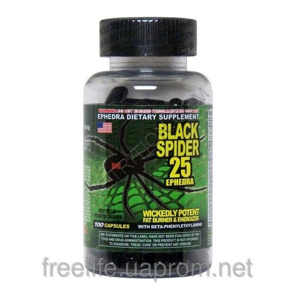 Купить Жиросжигатель  Капсулы Черная вдова, Black Spider (100 шт&#041 цена