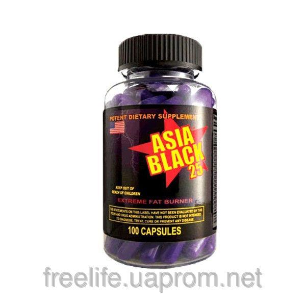 Купить Жиросжигатель  asia black (100 капсул&#041 цена