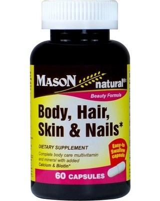 Mason Vitamins 60 капсул (зеленый чай) фото видео изображение
