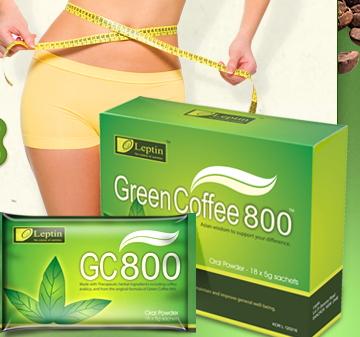 продукт зеленого кофе