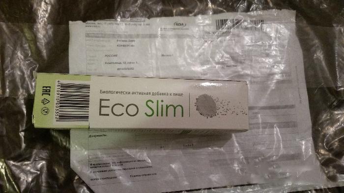 эко слим для похудения инструкция отзывы