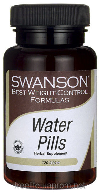 Купить Ультра эффект, Таблетки для похудения оригинал Water pills цена