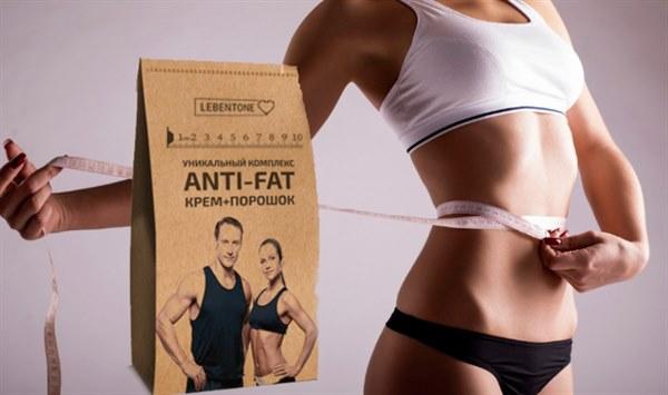 Anti Fat (Анти-фэт) комплекс для снижения веса, стимулятор роста мышц фото видео изображение