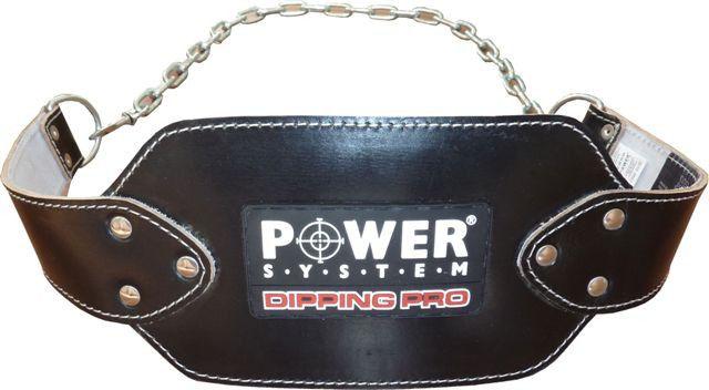 Пояс для отягощений Power System Dipping Pro PS - 3820 фото видео изображение