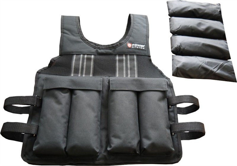 фото Жилет утяжилитель Power System PS - 4049 Weighted Vest видео отзывы