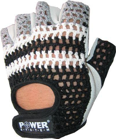 Перчатки Power System Basic PS-2100 L, Серый фото видео изображение