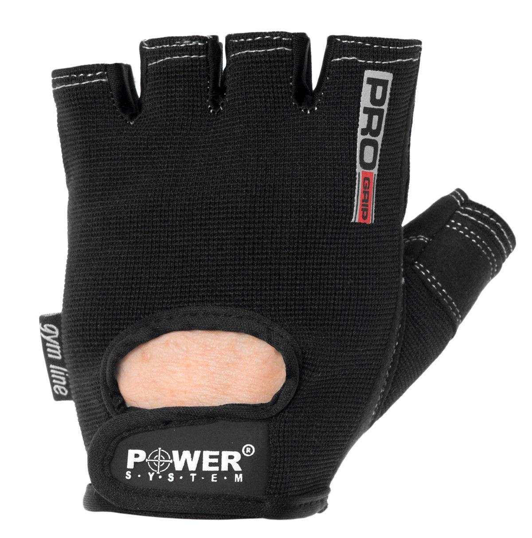 Перчатки Power System Pro Grip PS-2250 M, Черный фото видео изображение