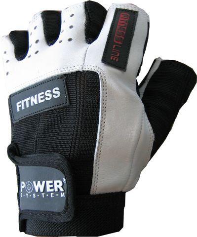 Перчатки Power System Fitness PS-2300 M, Черный фото видео изображение