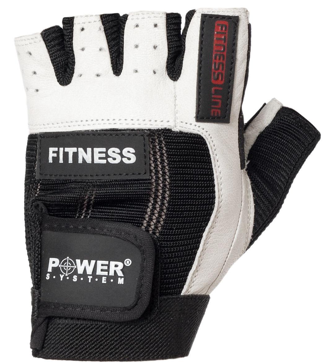 Перчатки Power System Fitness PS-2300 XL, Черный фото видео изображение