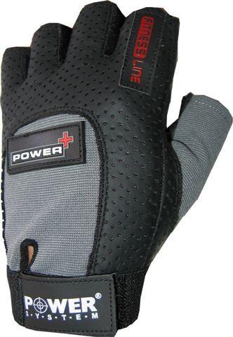 Перчатки Power System Power Plus PS-2500 2XL, Серый фото видео изображение