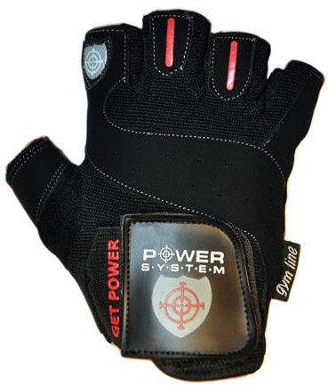 Перчатки Power System Get Power PS-2550 M, Черный фото видео изображение