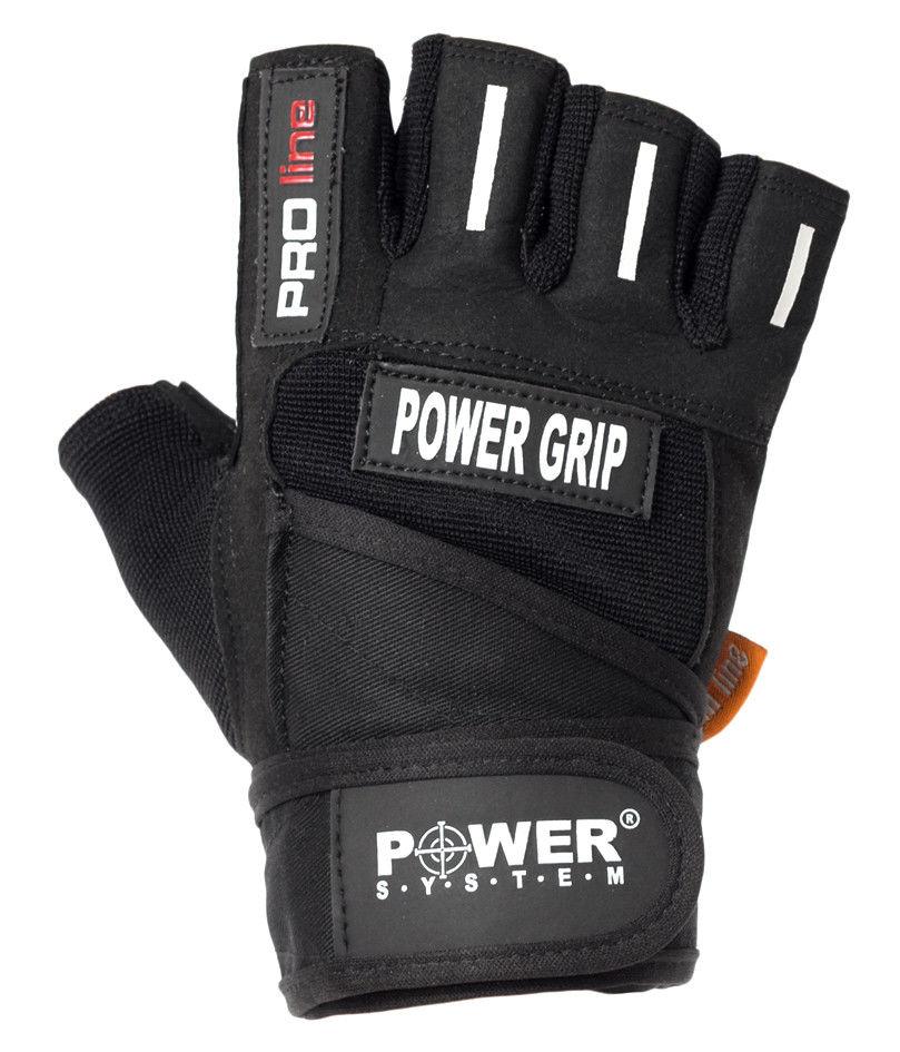 Перчатки Power System Power Grip PS-2800 2XL фото видео изображение