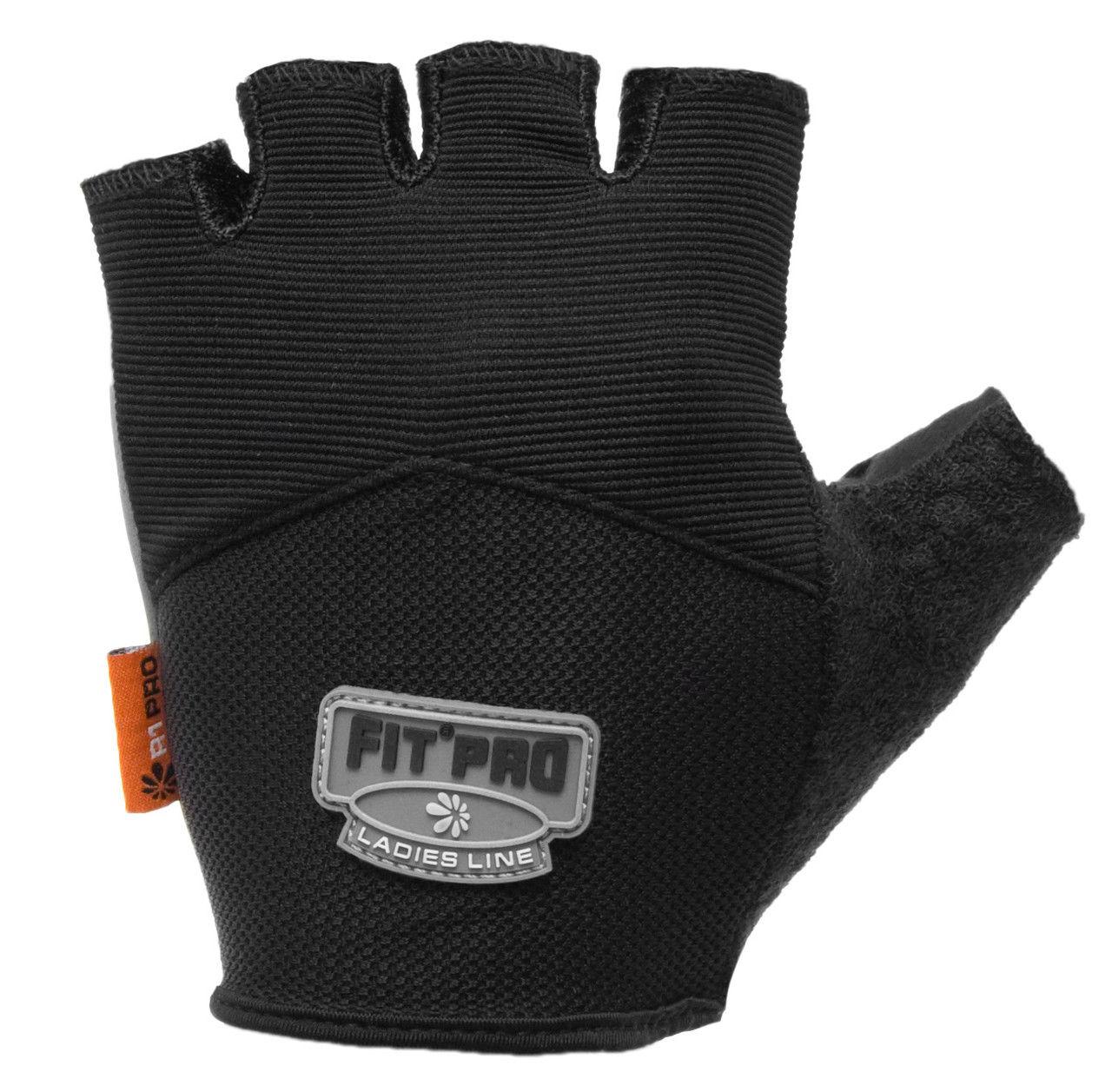 Перчатки для кроссфита Power System FP-06 R1 Pro L, Черный фото видео изображение