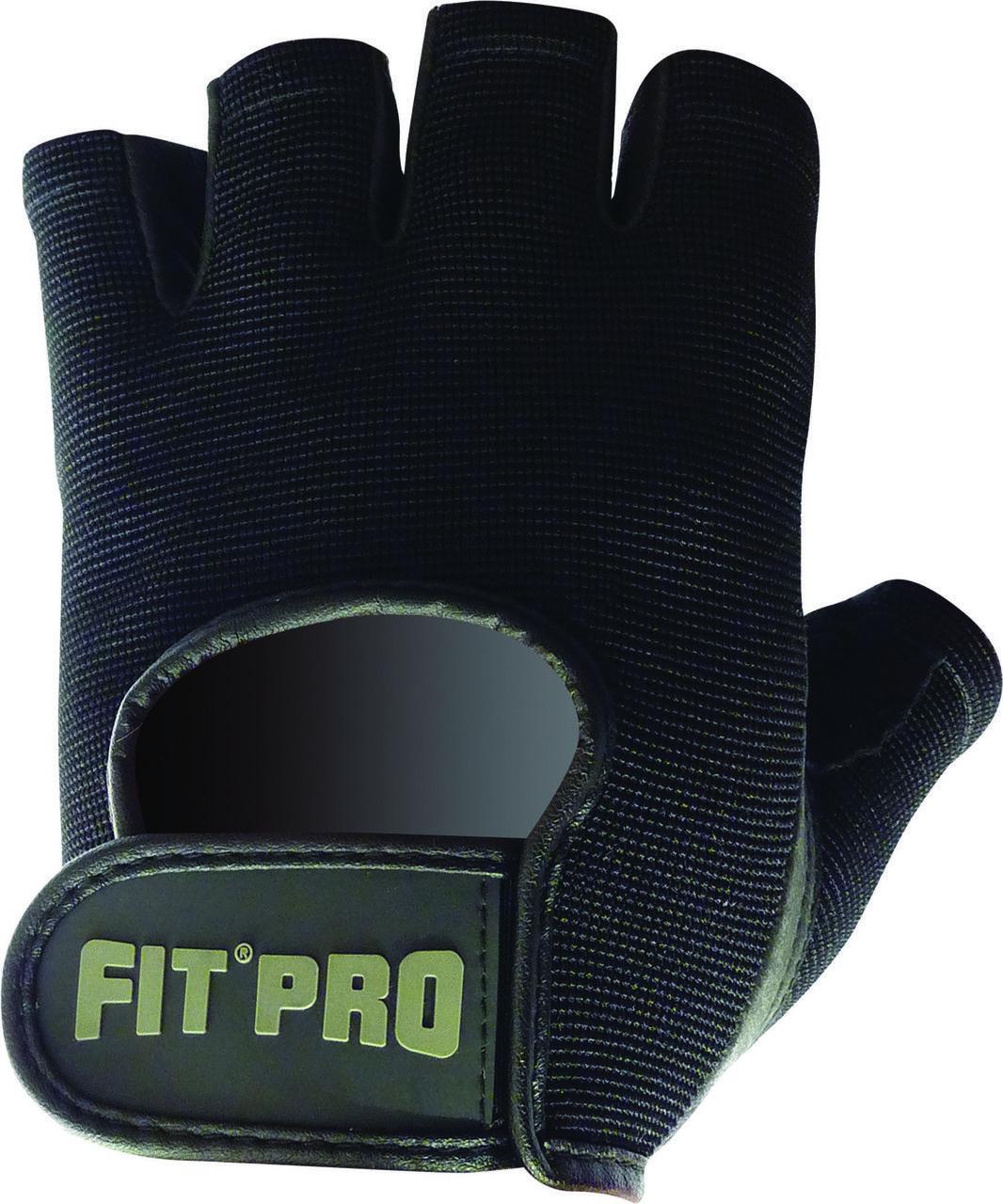 Перчатки для кроссфита Power System FP-07 B1 Pro фото видео изображение