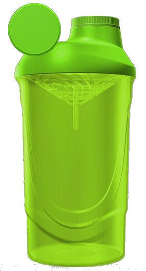 фото Шейкер Wave 600 ml Зеленый видео отзывы