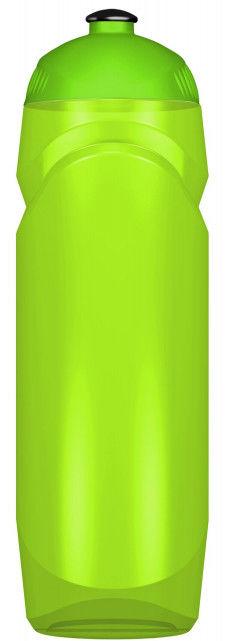 фото Спортивная бутылка для воды Rocket Bottle Прозрачный-зеленый видео отзывы