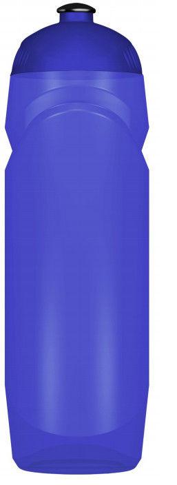 фото Спортивная бутылка для воды Rocket Bottle Прозрачный-синий видео отзывы