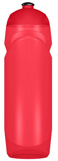 фото Спортивная бутылка для воды Rocket Bottle Прозрачный-красный видео отзывы