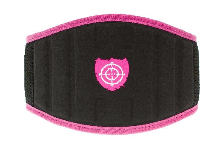Пояс Power System Woman's Power PS - 3210 L, Розовый фото видео изображение