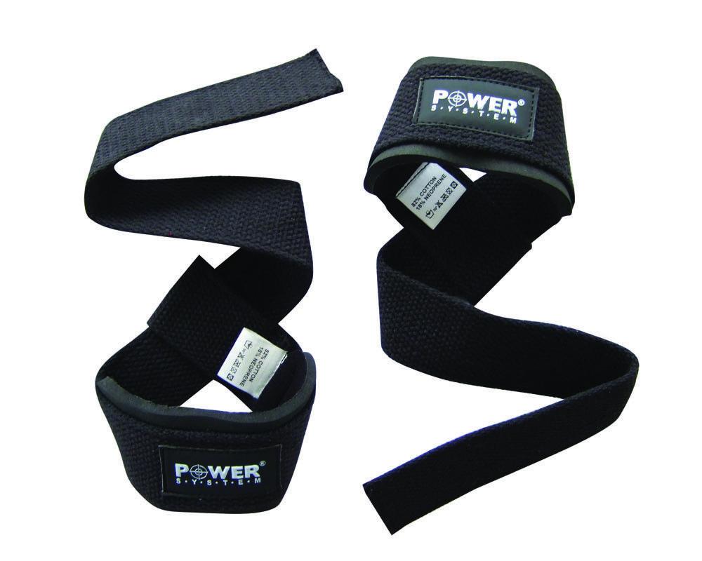 Кистевые ремни Power System Power Straps PS - 3400 фото видео изображение