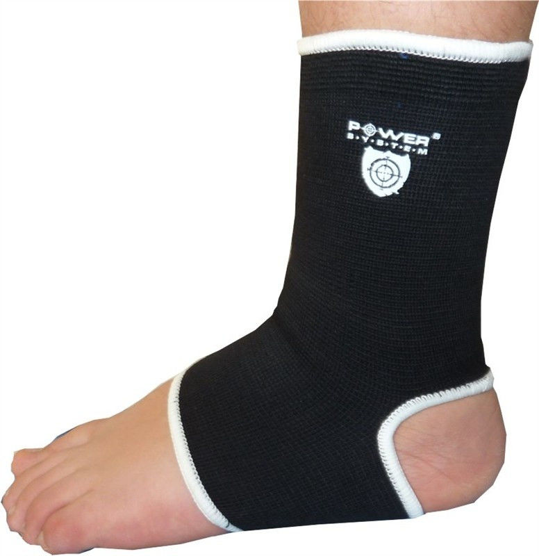 фото Голеностоп Power System Ankle Support PS-6003 L, Черный видео отзывы