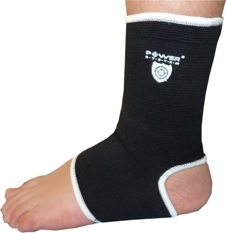 фото Голеностоп Power System Ankle Support PS-6003 XL, Черный видео отзывы