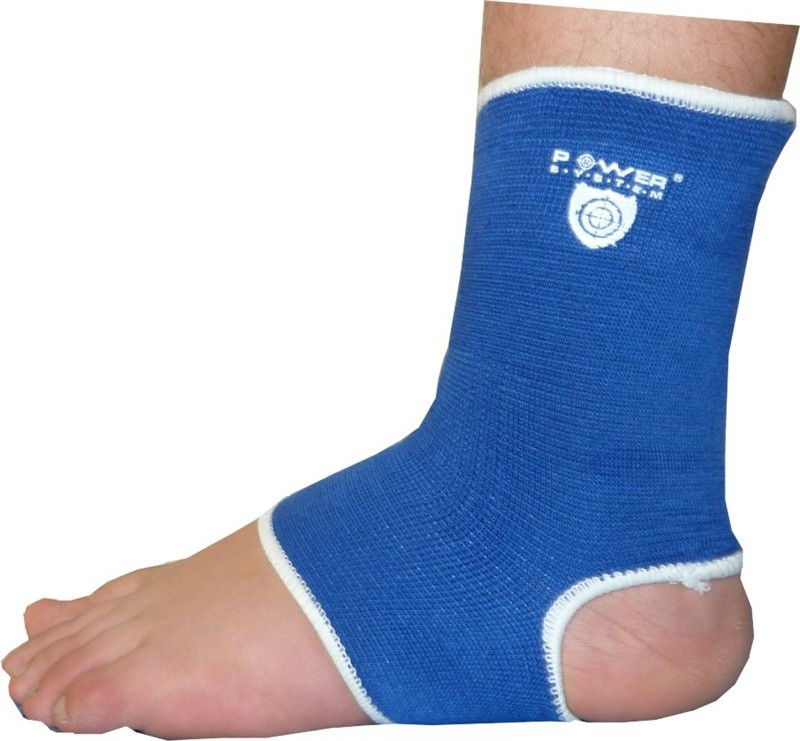 фото Голеностоп Power System Ankle Support PS-6003 XL, Синий видео отзывы