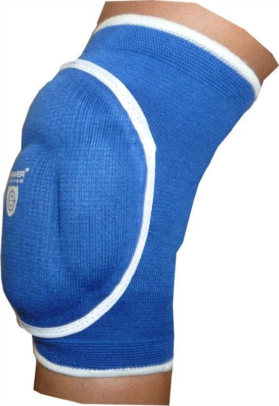 фото Наколенник Power System Elastic Knee Pad PS-6005 L, Синий видео отзывы