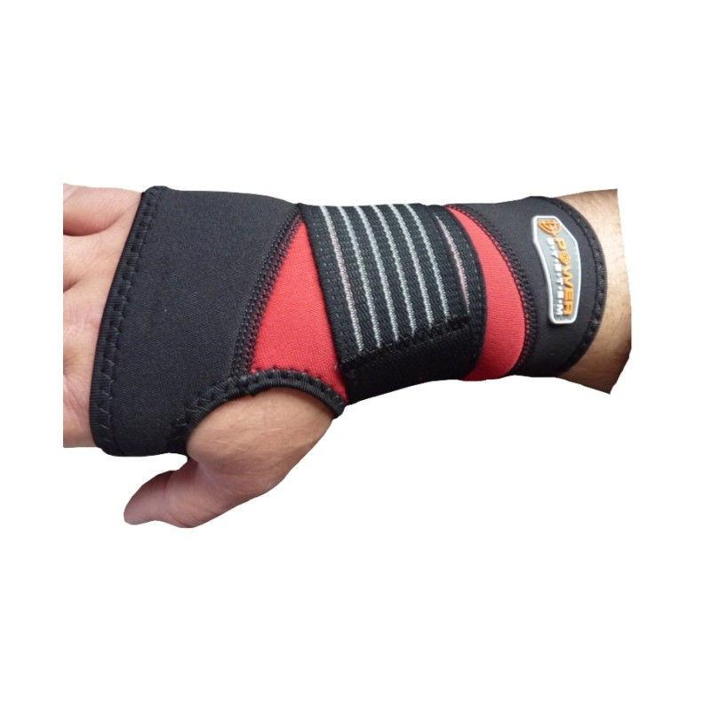 Цена Кистевые бинты Power System Neo Wrist Support PS-6010