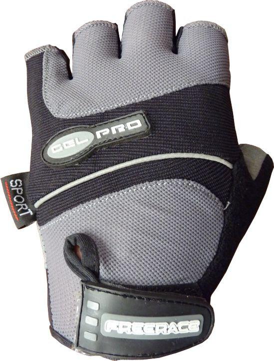 фото Велоперчатки Gel Pro FC - 1320 XS, Серый видео отзывы