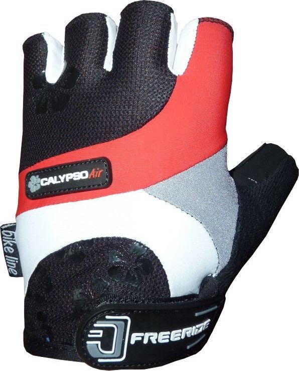 фото Велоперчатки Calypso FR - 1203 XL, Красный видео отзывы