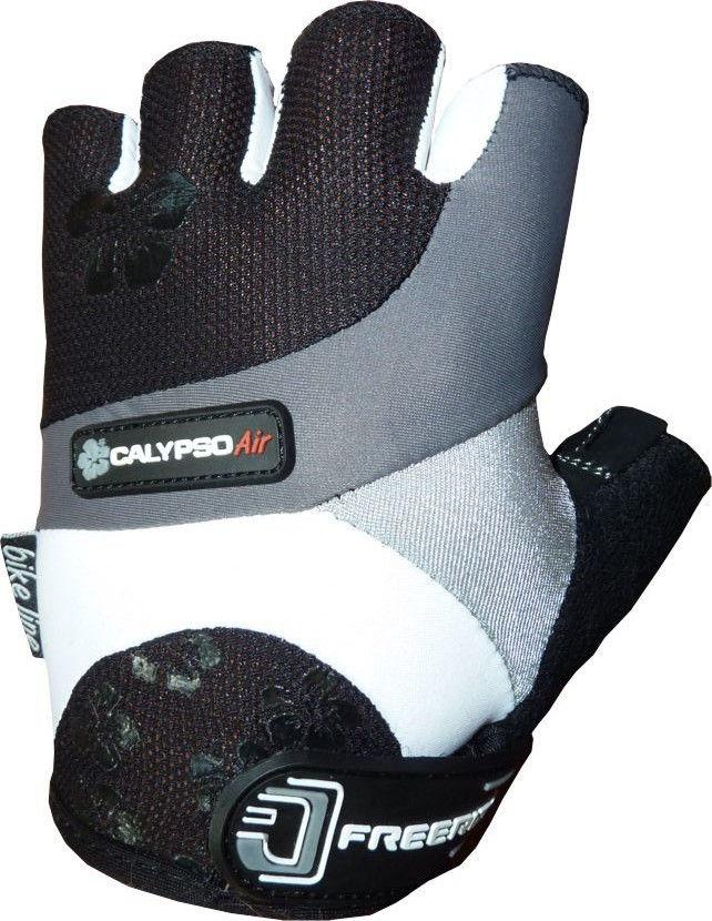 фото Велоперчатки Calypso FR - 1203 XS, Серый видео отзывы