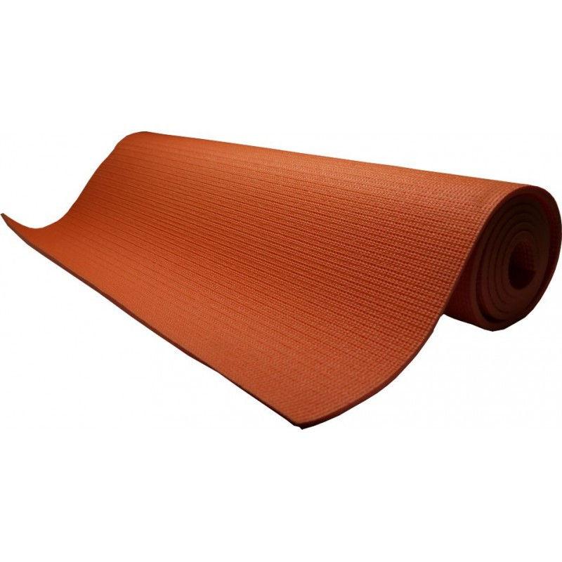 фото Коврик для йоги POWER SYSTEM PS - 4014 FITNESS-YOGA MAT  Оранжевый видео отзывы