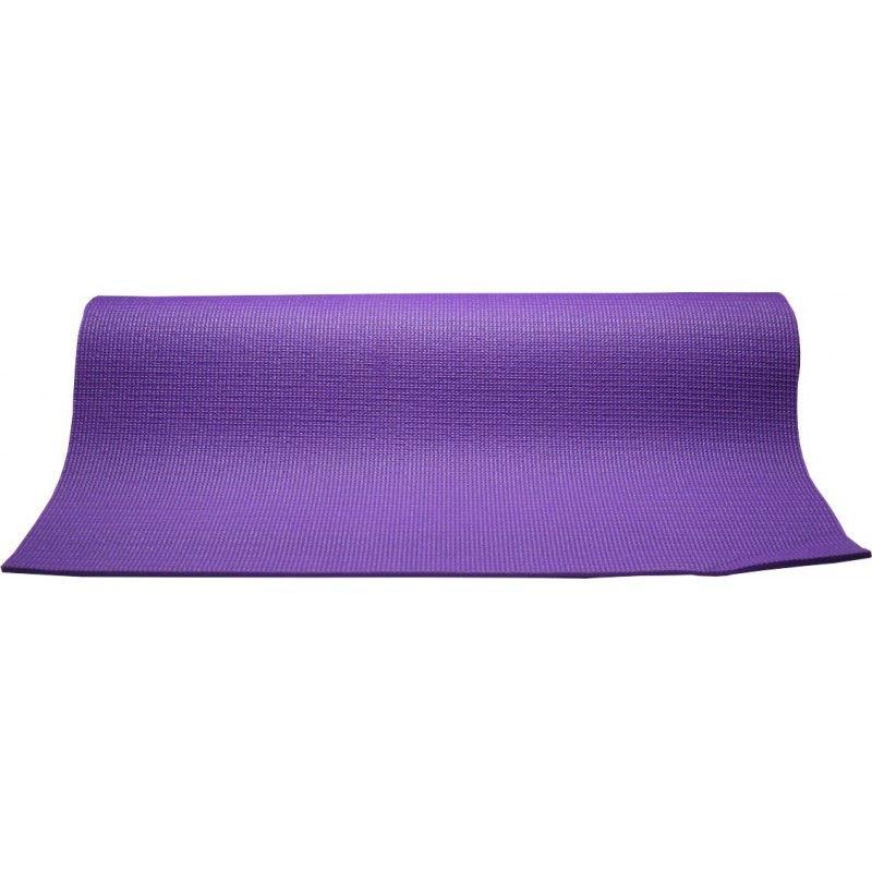 Коврик для йоги POWER SYSTEM PS - 4014 FITNESS-YOGA MAT  Фиолетовый фото видео изображение