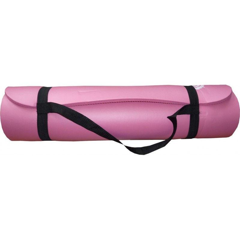 фото Коврик гимнастический POWER SYSTEM PS - 4017 FITNESS-YOGA MAT Розовый видео отзывы