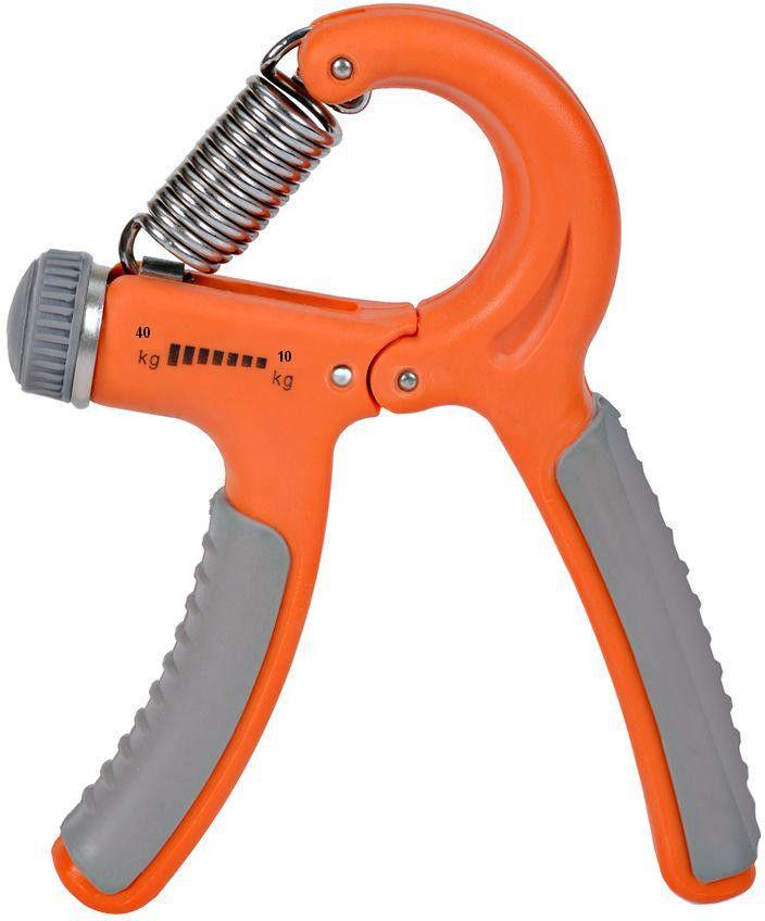 фото Кистевой эспандер PS-4021 POWER HAND GRIP Оранжевый видео отзывы