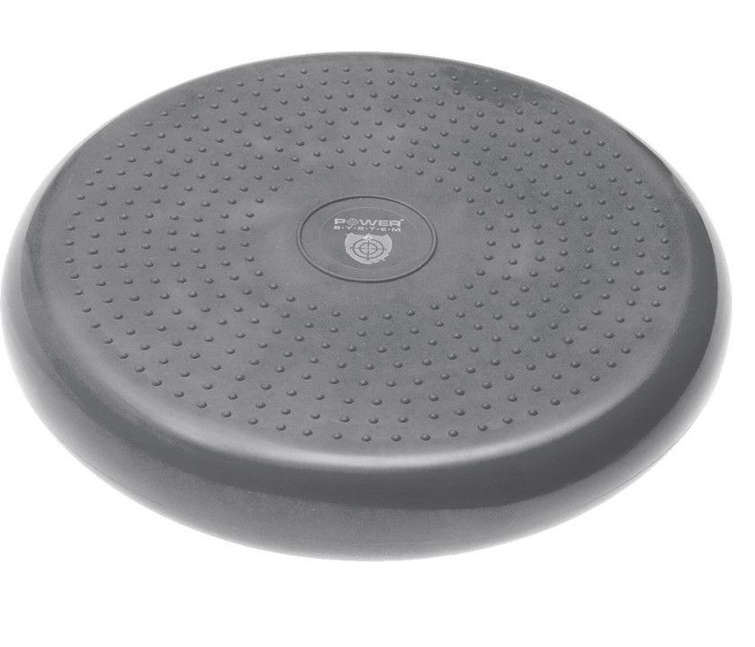 фото Балансировочный диск POWER SYSTEM BALANCE AIR DISC PS - 4015  Серый видео отзывы
