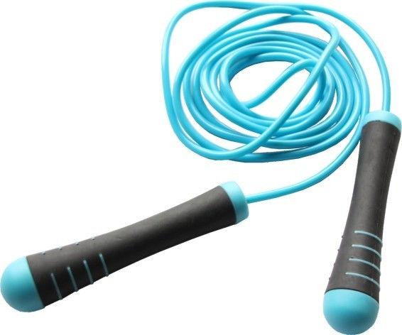 фото Скакалка Power System Cross Weighted Rope PS - 4031  Синий видео отзывы