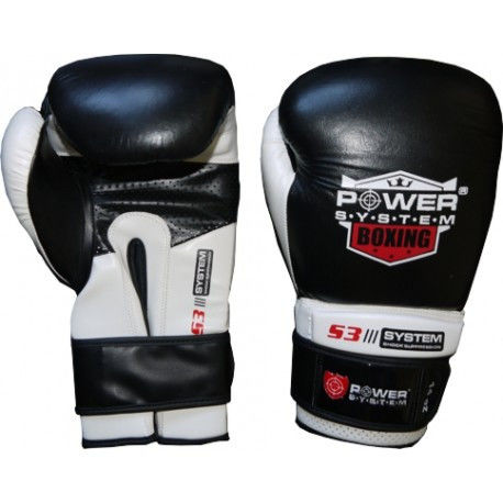 Перчатки для бокса Power System PS 5001 IMPACT  / TARGET 14oz фото видео изображение