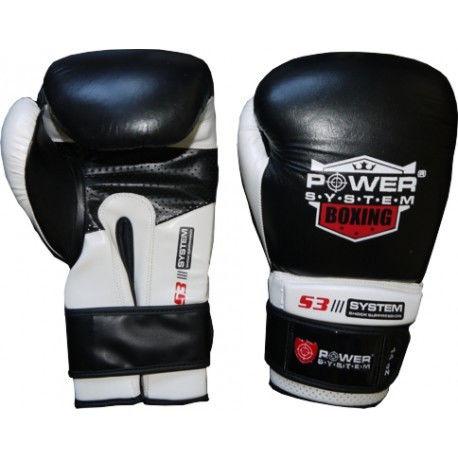 Перчатки для бокса Power System PS 5001 IMPACT  / TARGET 16oz фото видео изображение