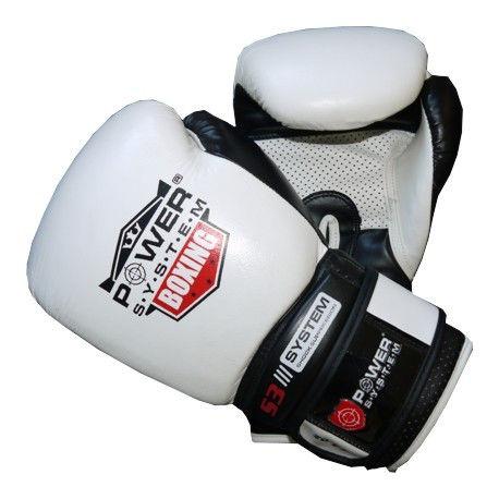 Перчатки для бокса Power System PS - 5002 IMPACT  / TARGET 14oz фото видео изображение