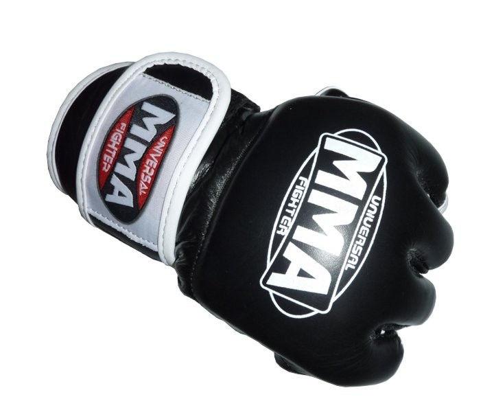 Перчатки Power System Faito MMA-007 L, Белый фото видео изображение