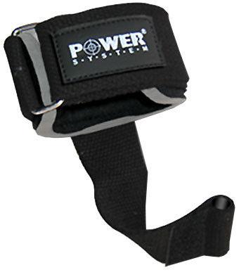 Ремни для подтягивания Power System PS - 3350  Черный фото видео изображение