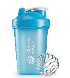 Цена Шейкер спортивный BlenderBottle Classic 590ml (ORIGINAL) Aqua