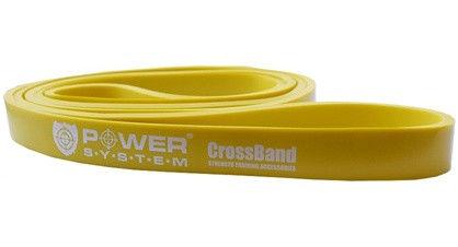 Купить Резина для тренировок CrossFit Level 1 Yellow PS - 4051 цена