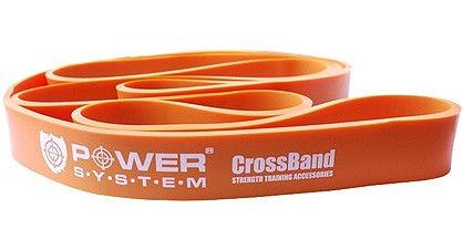 Резина для тренировок CrossFit Level 2 Orange PS - 4052 фото видео изображение